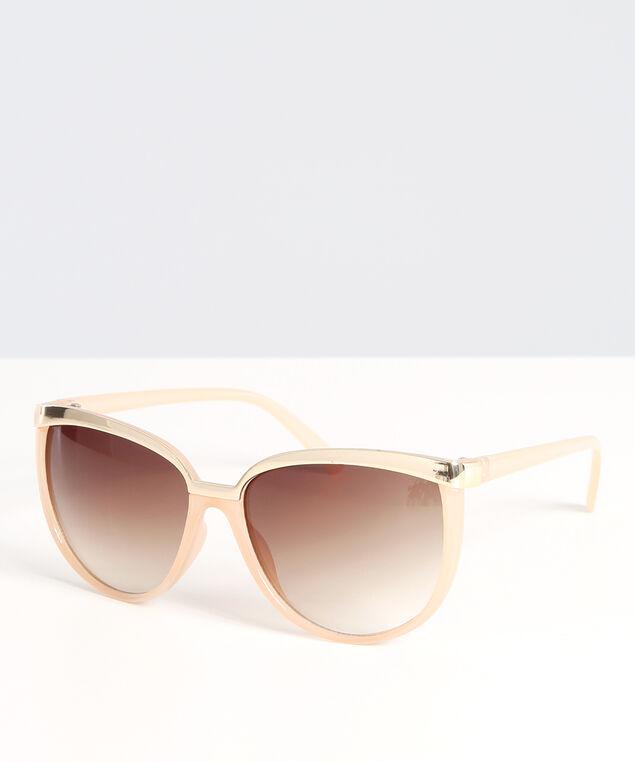 pink cat eye sunglasses, PINK, hi-res
