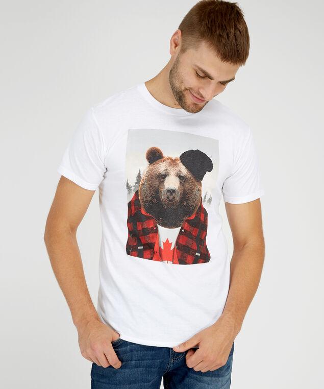 canadian bear, WHITE, hi-res