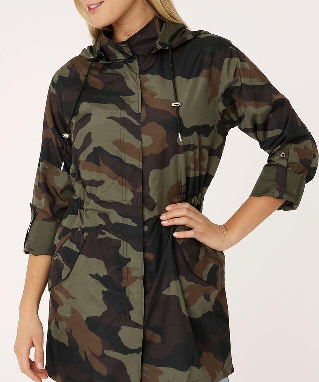 camo printed jacket - wb, CAMO, hi-res