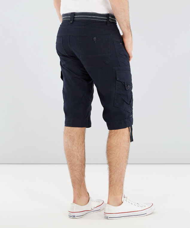 belted ripstop cargo short - wb, NAVY, hi-res