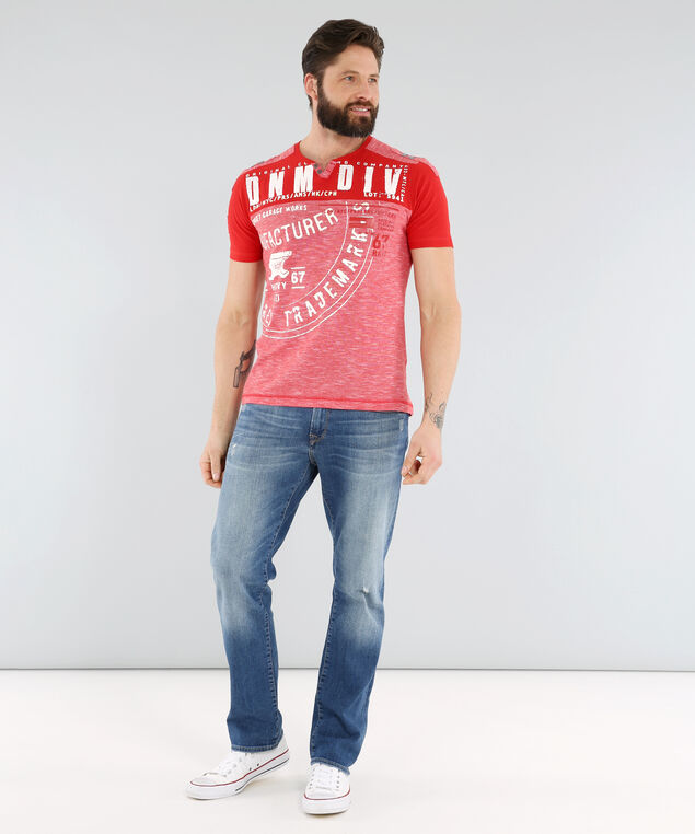 graphic tee - wb, RED/WHITE, hi-res