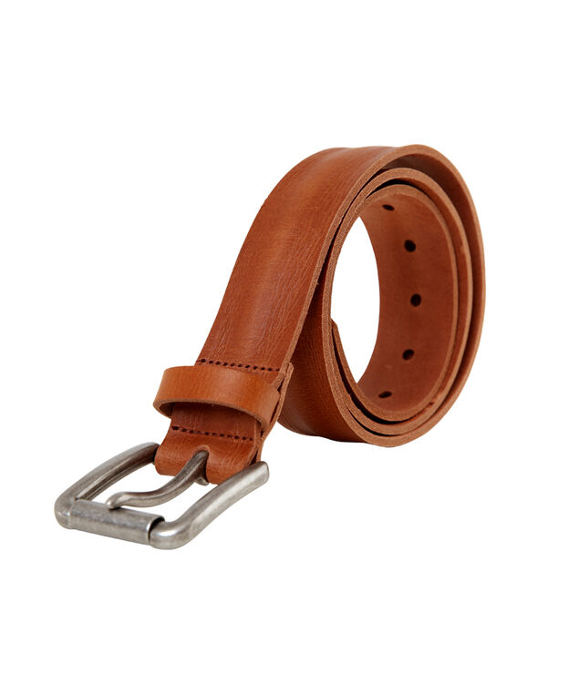 leather belt, COGNAC, hi-res