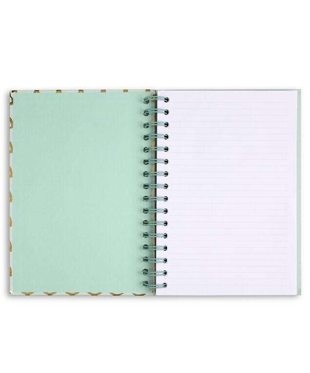 mermaids do it better notebook - wb, BLUE, hi-res