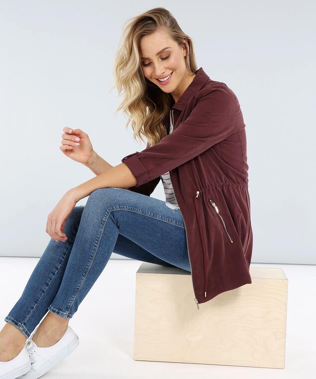 caprice soft jacket, SASSAFRAS, hi-res