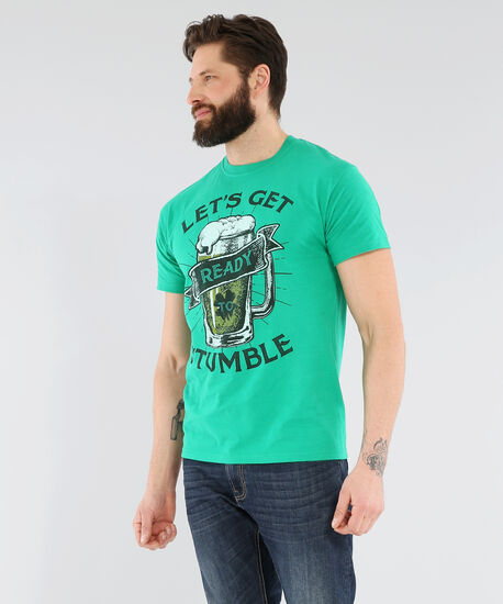 st. patrick's day tee, KELLY GREEN, hi-res