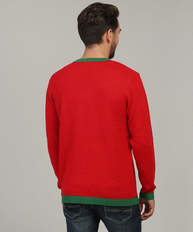 luke holiday sweater, BITE ME, hi-res