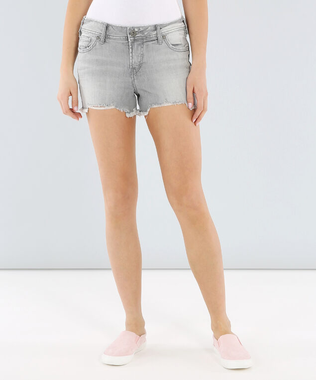 elyse short syg286 - wb, GREY, hi-res