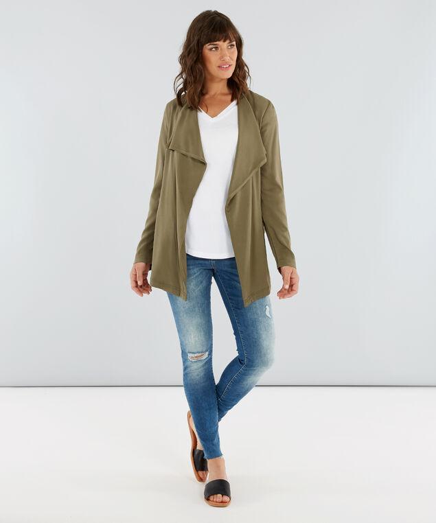 cascade jacket - wb, OLIVE, hi-res