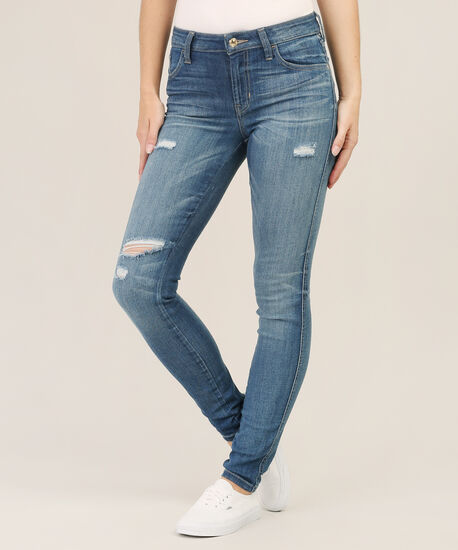 destructed skinny, , hi-res