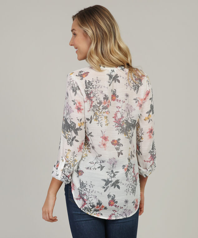 anthem long sleeve, LILY PRINT, hi-res