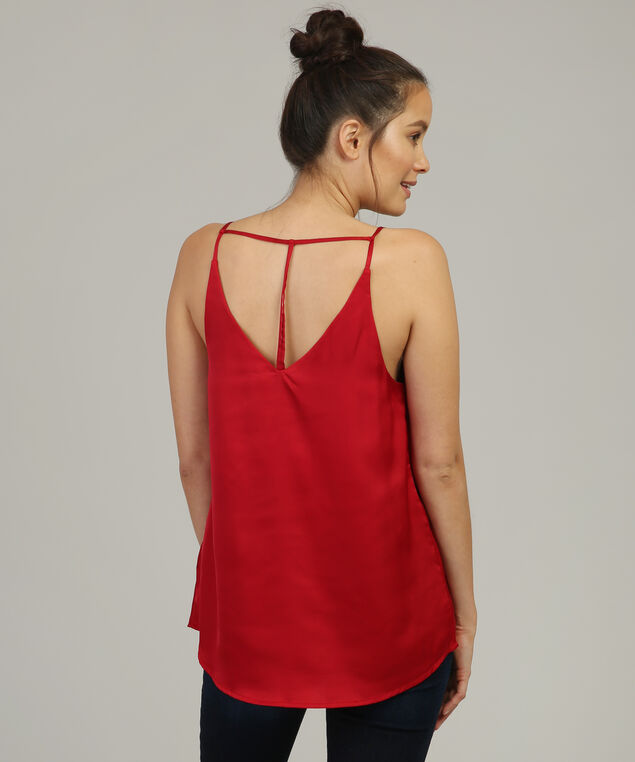 t bar back cami, CRIMSON, hi-res