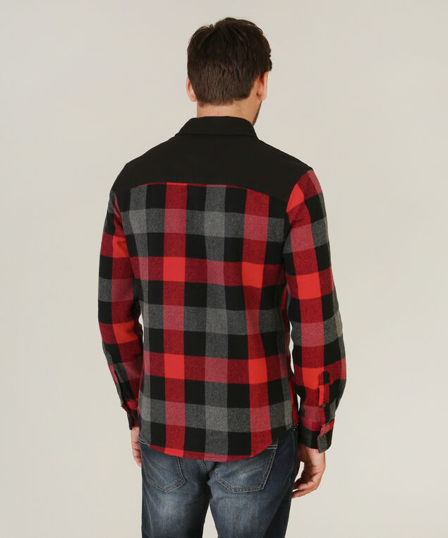 jimmy h17, RED CHECK, hi-res