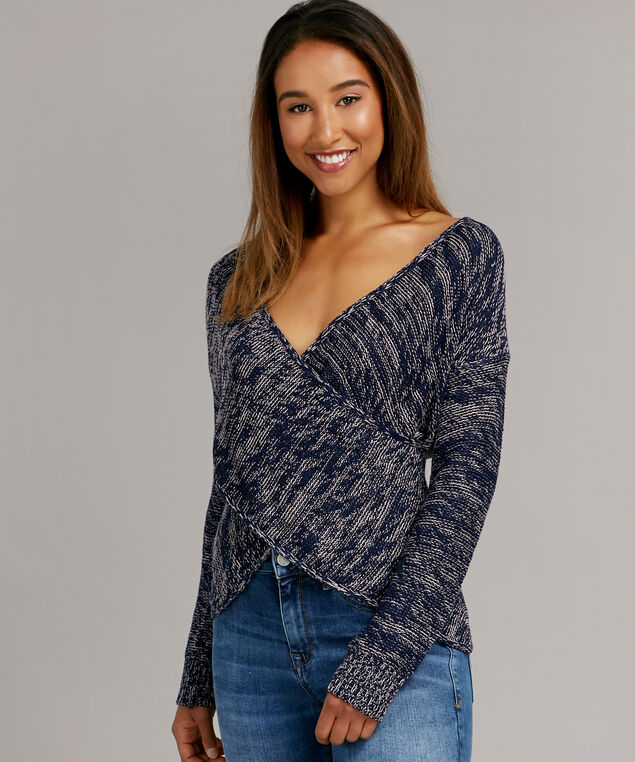 wrap front popover - wb, NAVY/PINK, hi-res