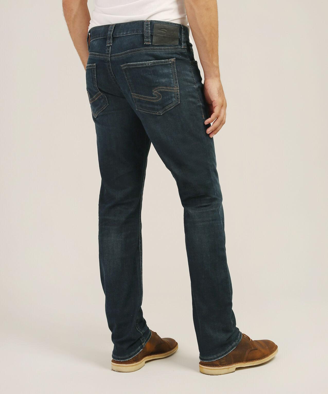 Mens Konrad Slim (Narrow Leg) Silver Jeans Co z2sN8WndTg