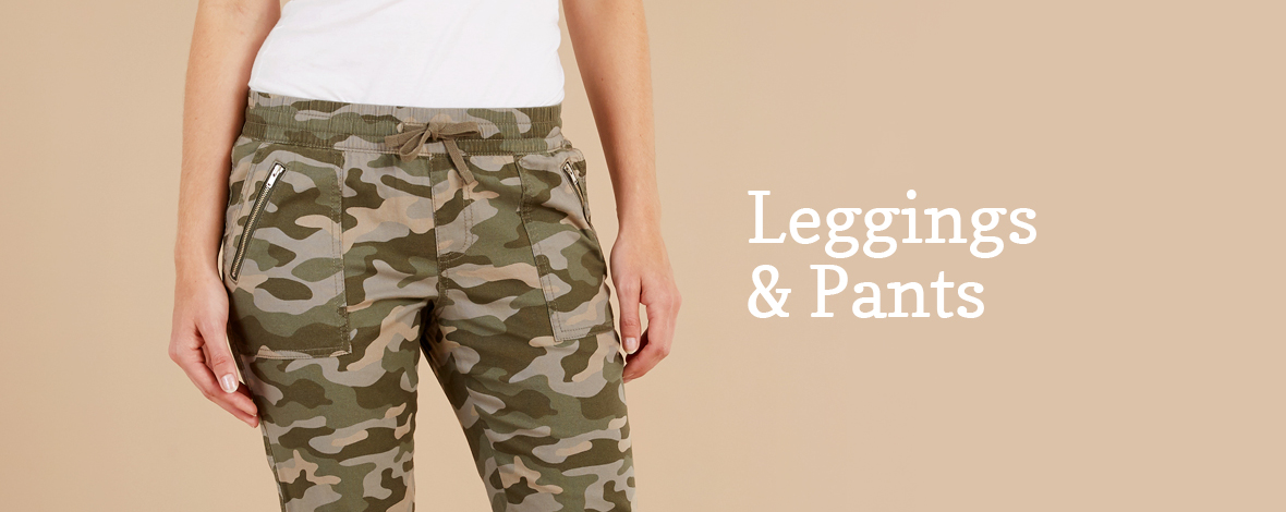 Women's Leggings and Pants