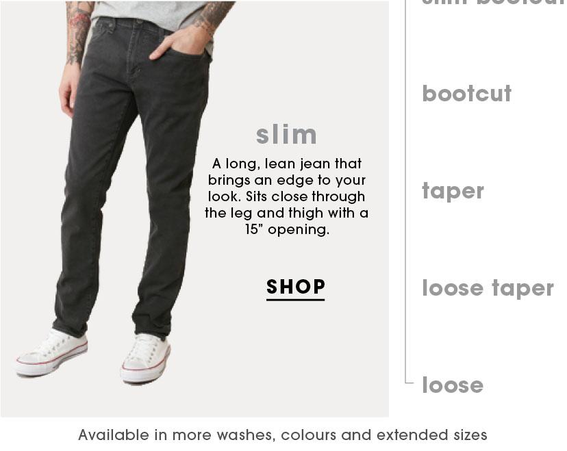 Shop Slim Jeans