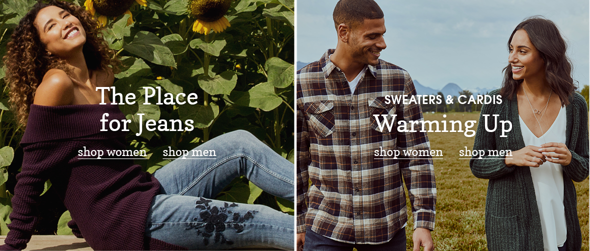 Mid Season Sale and Sweaters