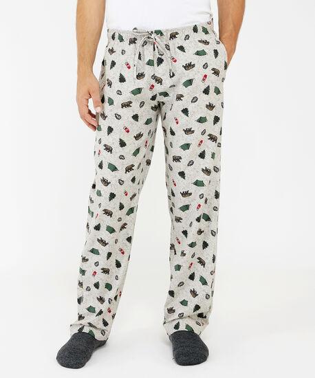 holiday pajama pant, camp convo, hi-res