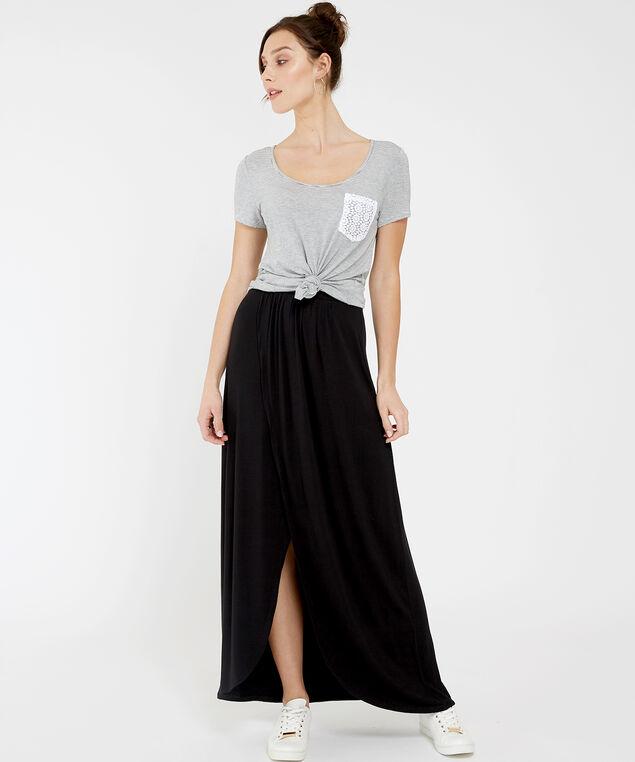 sarah skirt, BLACK, hi-res