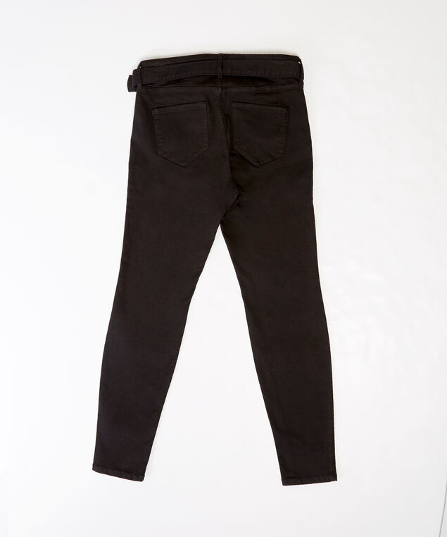 skinny ankle hr black, , hi-res