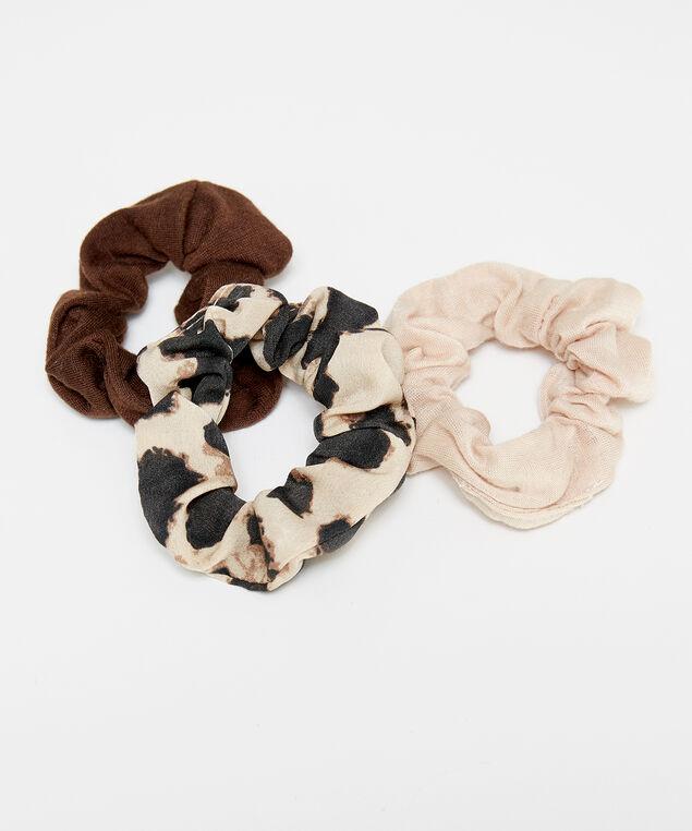 3 pack of scrunchies, MULTI, hi-res