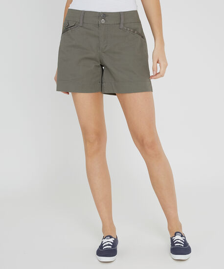 front pocket short - wb, OLIVE, hi-res