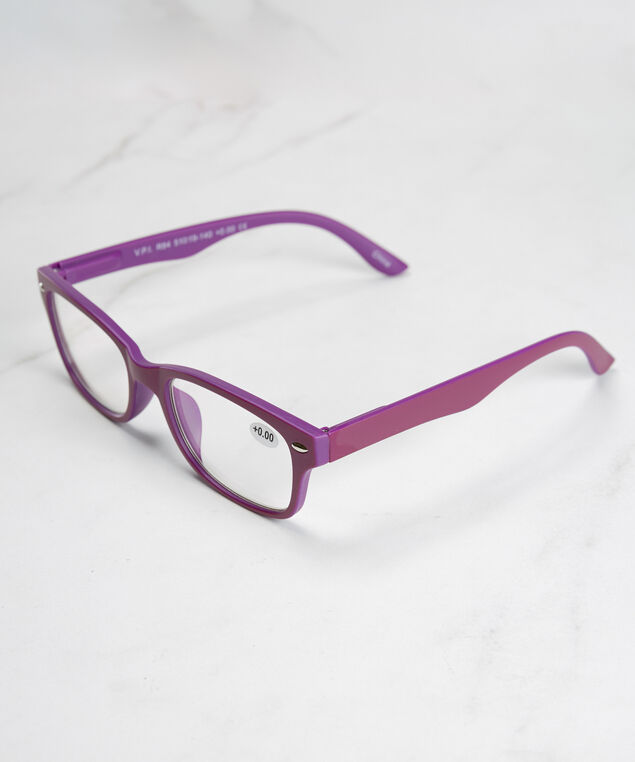 pink frame blue light protection glasses, Pink