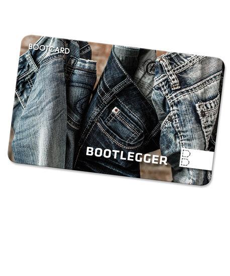 Bootlegger Card, , hi-res