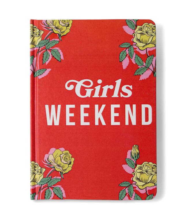 girls weekend journal - wb, RED, hi-res