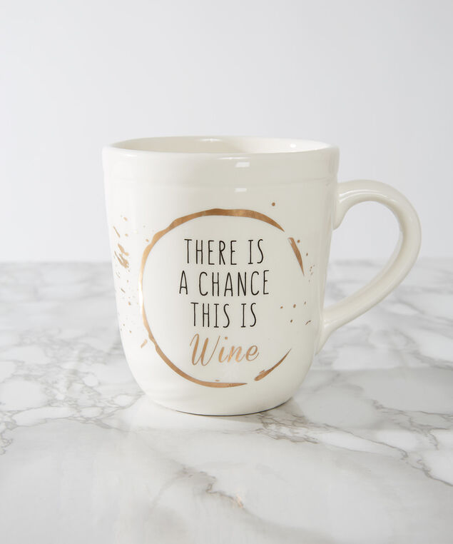 chance this is wine mug - wb, WHITE, hi-res