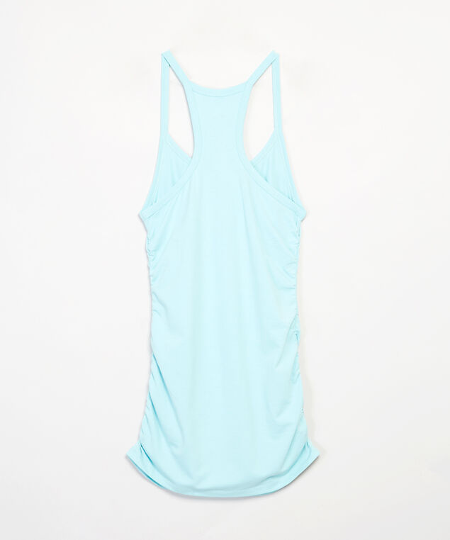 ally ruched su20, Turquoise, hi-res