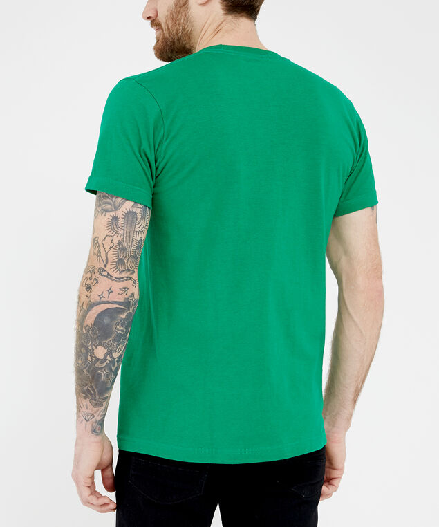 dublin graphic tee, Green, hi-res