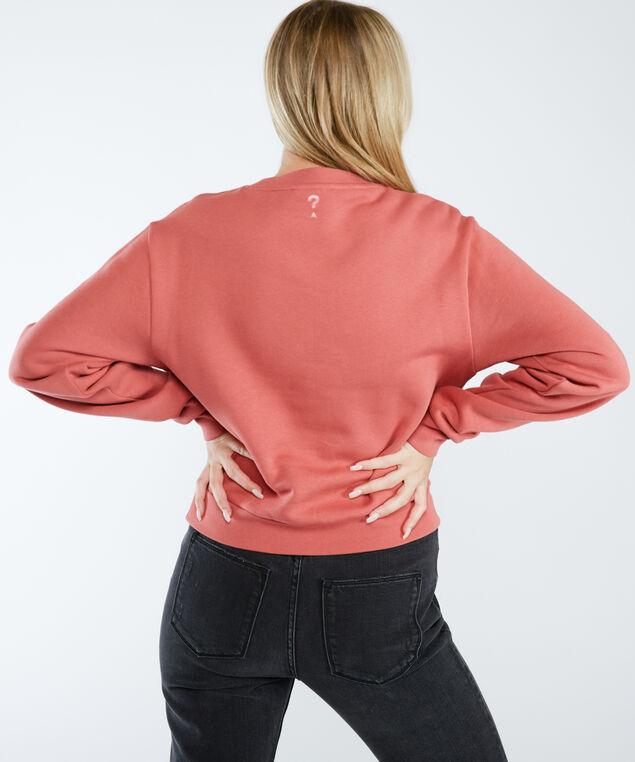 aureliana sweatshirt, Cedar Rose