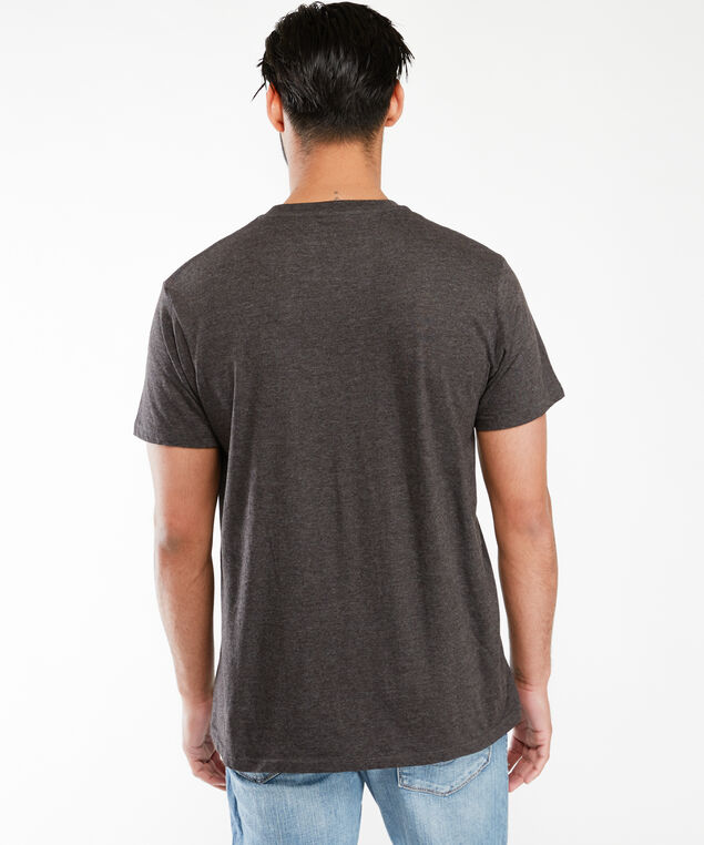 lennon & mccartney screen tee shirt, Charcoal