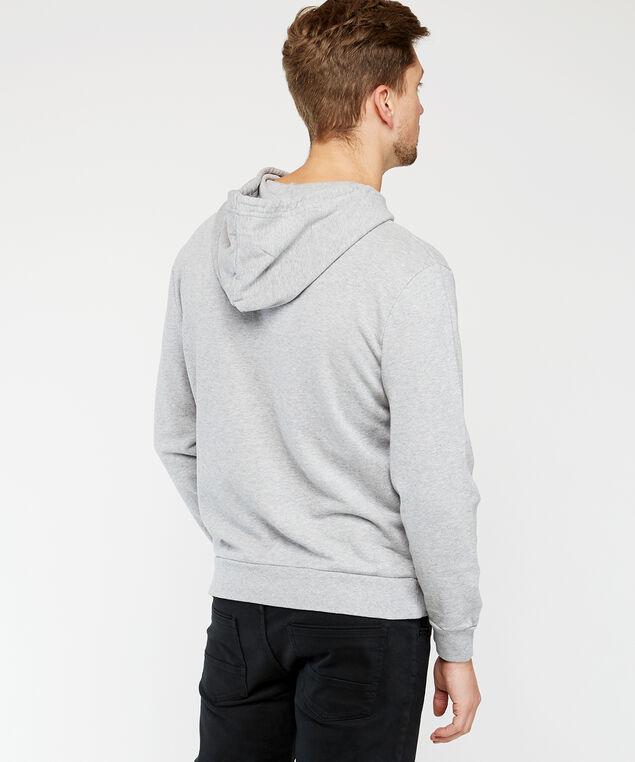 sportswear hoodie, Grey, hi-res