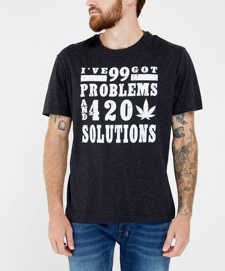 99 problems, Black, hi-res