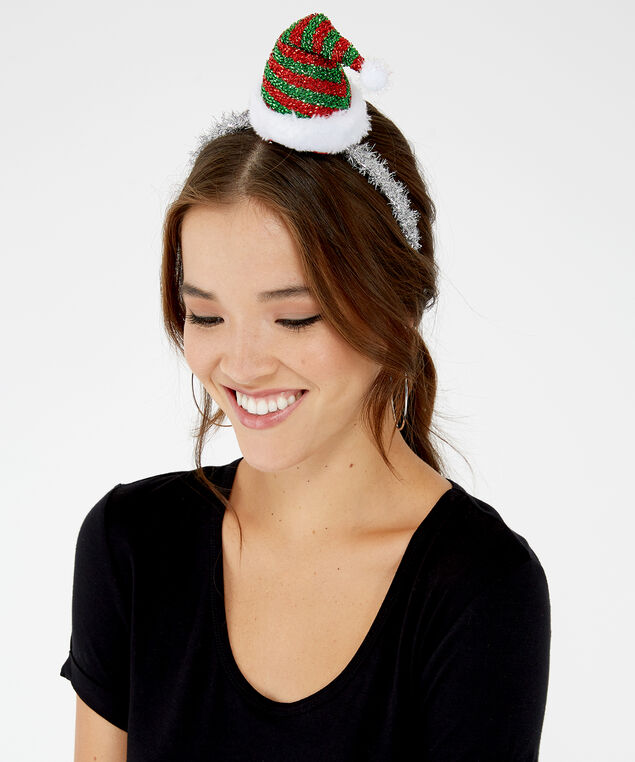 tinsel headband, MULTI, hi-res
