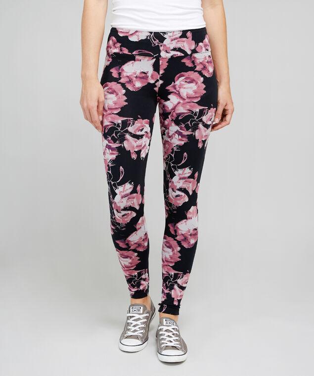 nala printed legging, FLORAL PRINT, hi-res