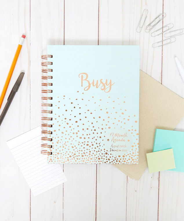 busy agenda, LIGHT BLUE, hi-res