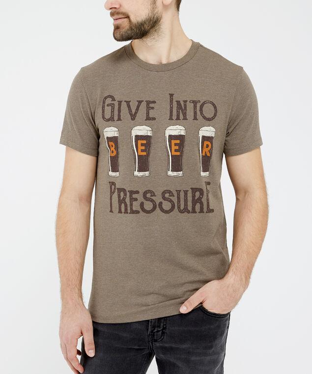 beer pressure, Brown, hi-res