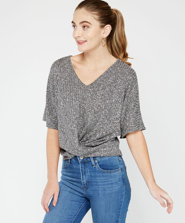 short sleeve, Black, hi-res