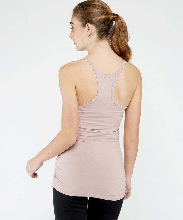 ally ruched st 21, Chalk Pink