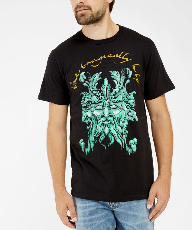 tragically hip graphic tee, Black, hi-res