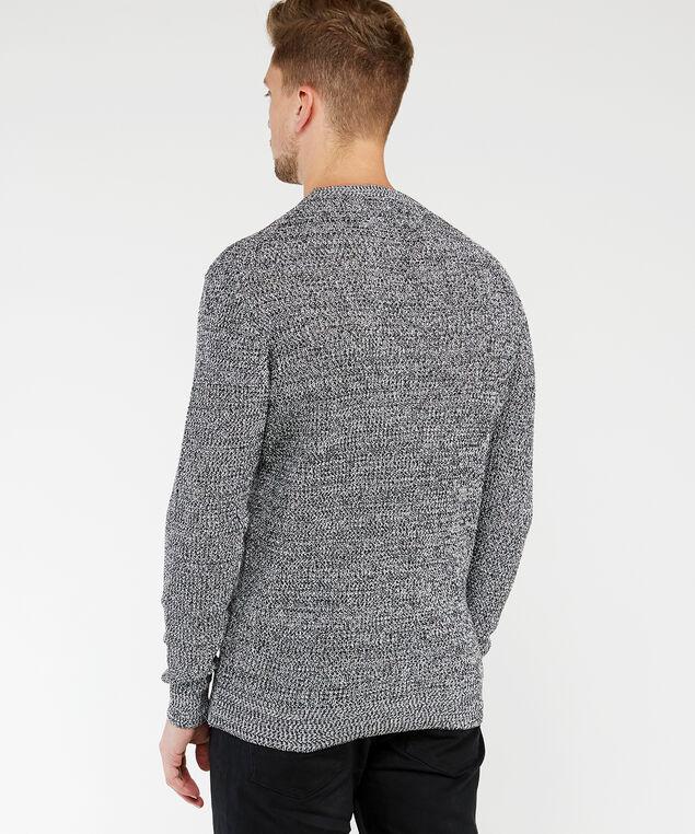 pullover sweater, Black Pt, hi-res