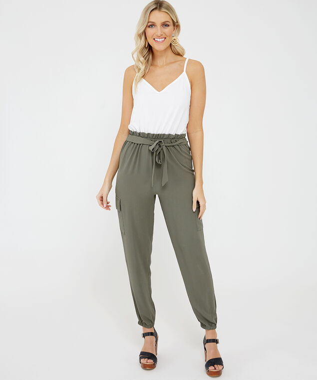 jumpsuit - wb, Medium Green, hi-res