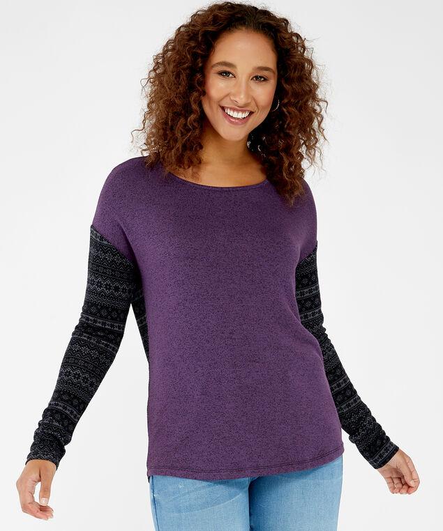 tilly, Purple/Black twist, hi-res