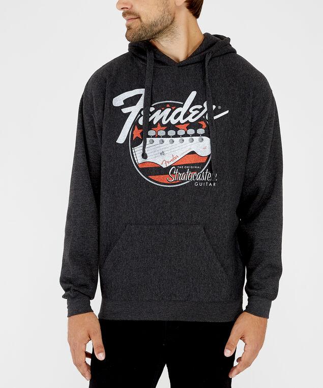 fender hoodie, Charcoal, hi-res