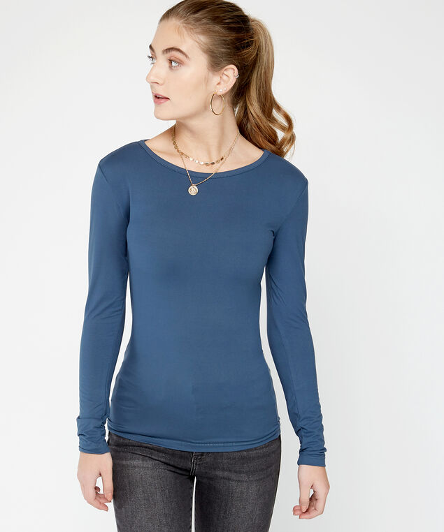 super soft jersey - wb, Blue