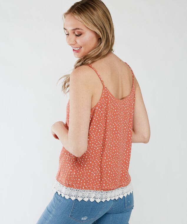 kyla, Melon Spot Print
