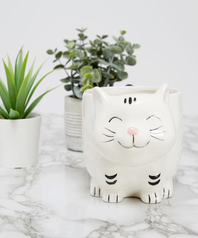kit-tea cat mug, White, hi-res